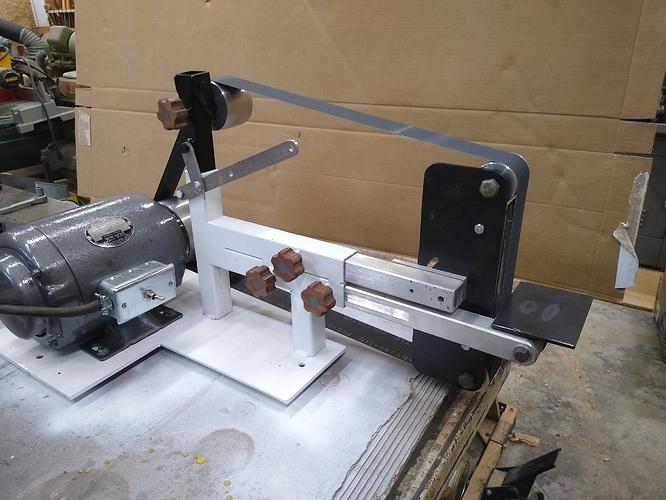 finished grinder