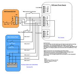 K40-PowerLEDto AnlogSchem