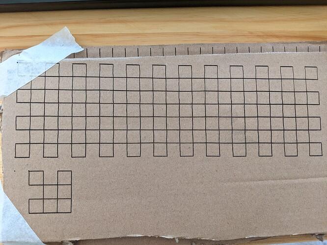 grid test - small vs big