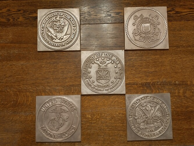 all plaques