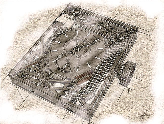 MOvement Sketchc