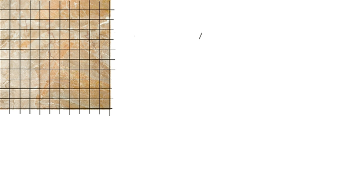 Element Board Marble With Grid