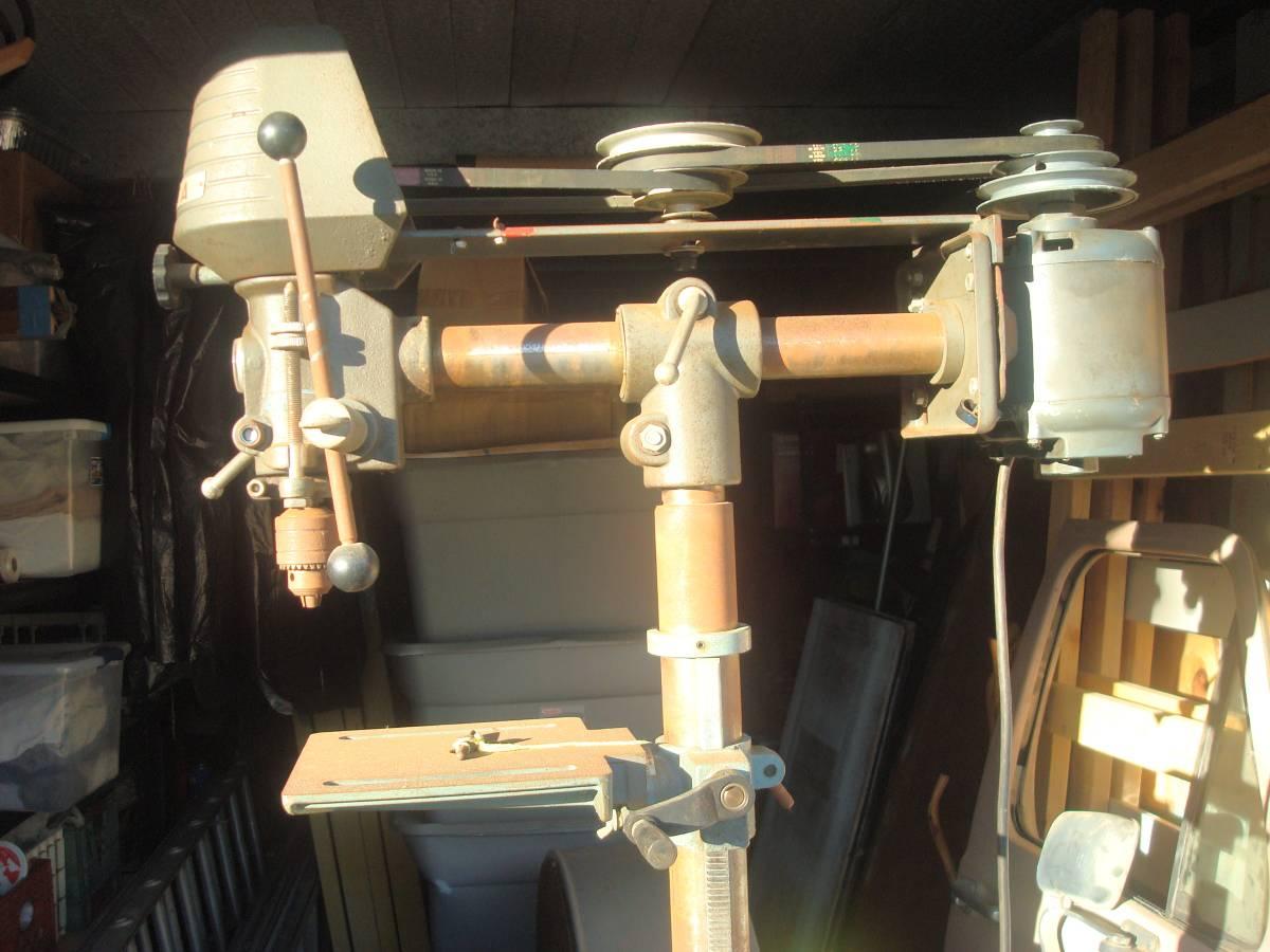 radial drill press 3